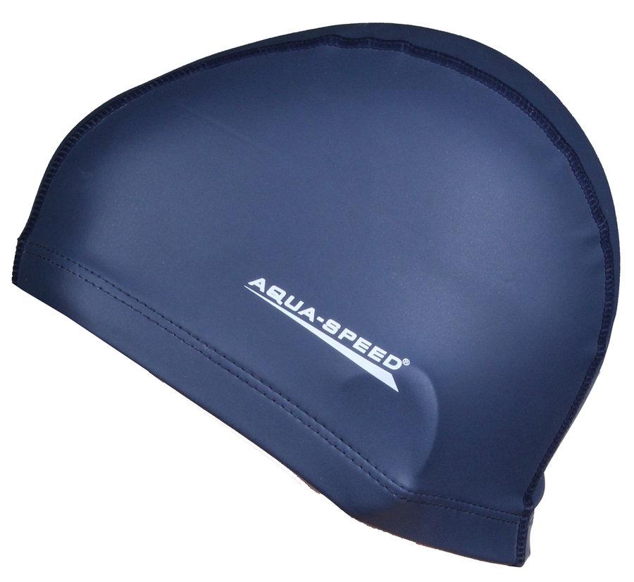 Modrá pánská nebo dámská plavecká čepice Best, Aqua-Speed