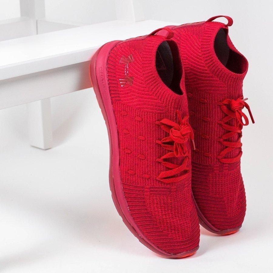 Červené pánské běžecké boty Slingflex Rise, Under Armour