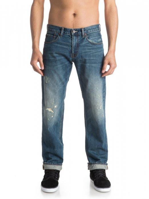 Modré pánské džíny Quiksilver - velikost 31