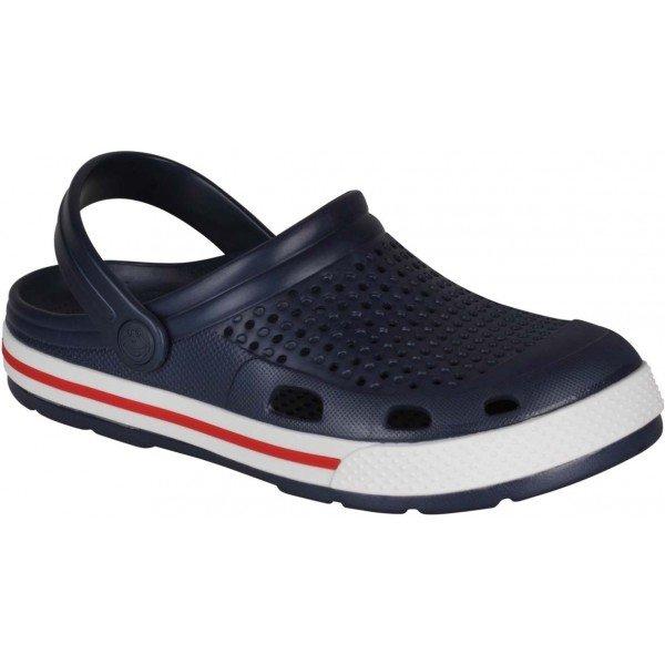 Modré dámské sandály Coqui