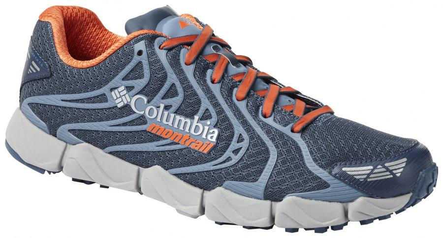 Šedé pánské běžecké boty Columbia