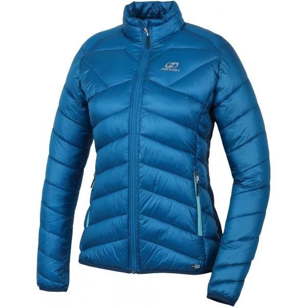 Modrá dámská bunda Hannah