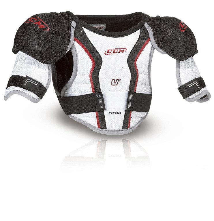 Dětský hokejový chránič ramen CCM - velikost L