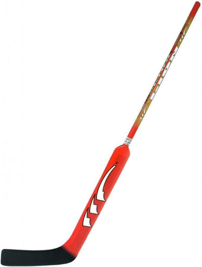 Brankářská hokejka - Lion Hůl brankář Lion 7800 SR, pravá Délka příložníku: pravá, 71 cm