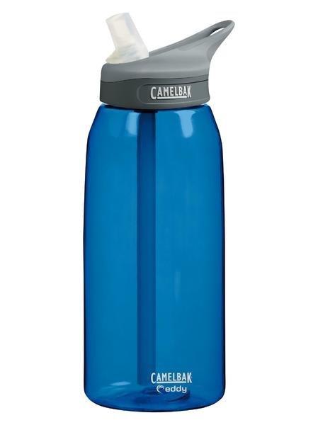 Modrá láhev na pití Camelbak Eddy, Camelbak - objem 1 l