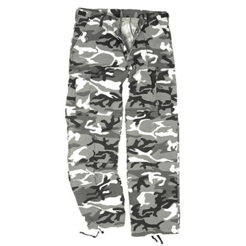Kalhoty - Kalhoty dámské US BDU rip-stop předeprané METRO - URBAN
