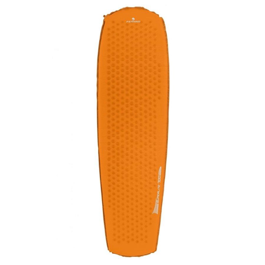 Oranžová samonafukovací karimatka Ferrino - tloušťka 3,8 cm
