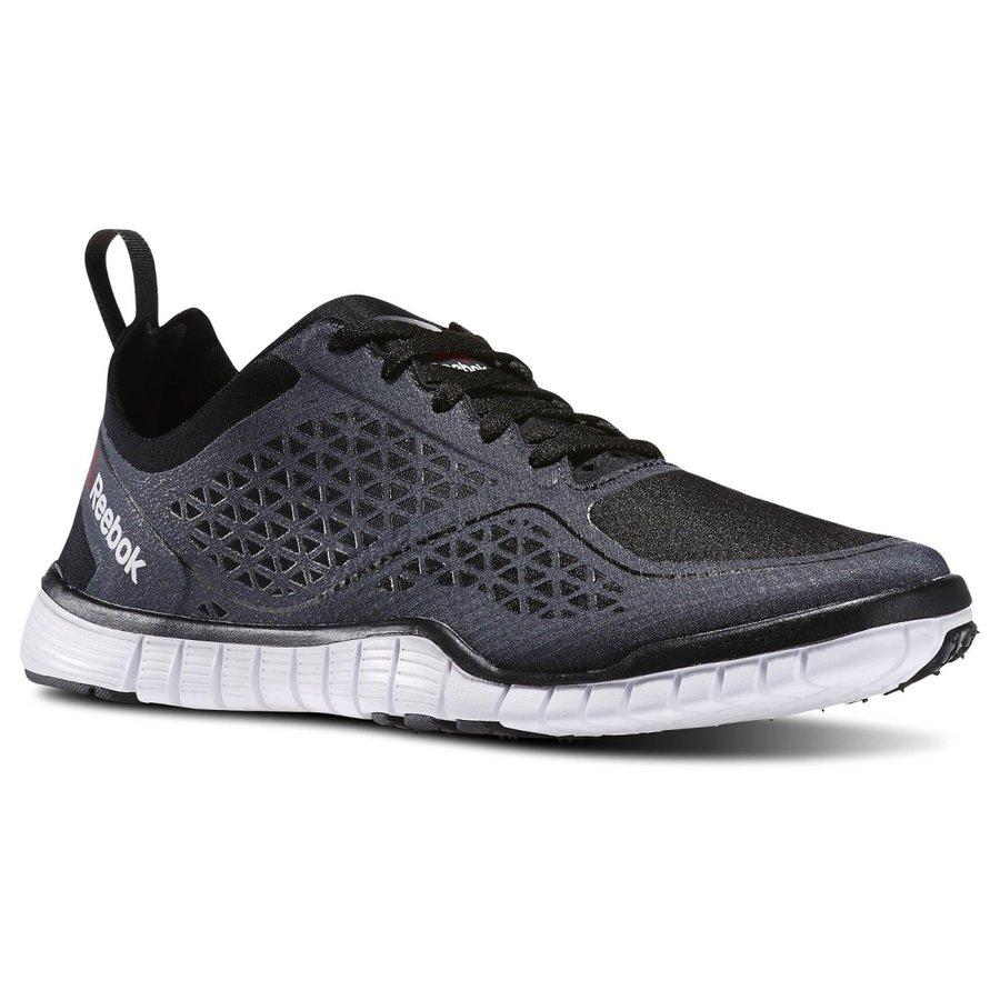 Černé dámské fitness boty Reebok - velikost 40,5 EU