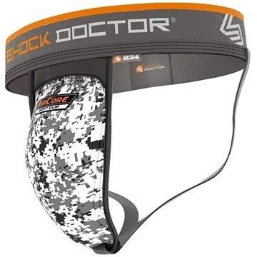 Suspenzor - Shock Doctor suspenzor se Soft Cup vložkou 234, bílá S(733313045467)