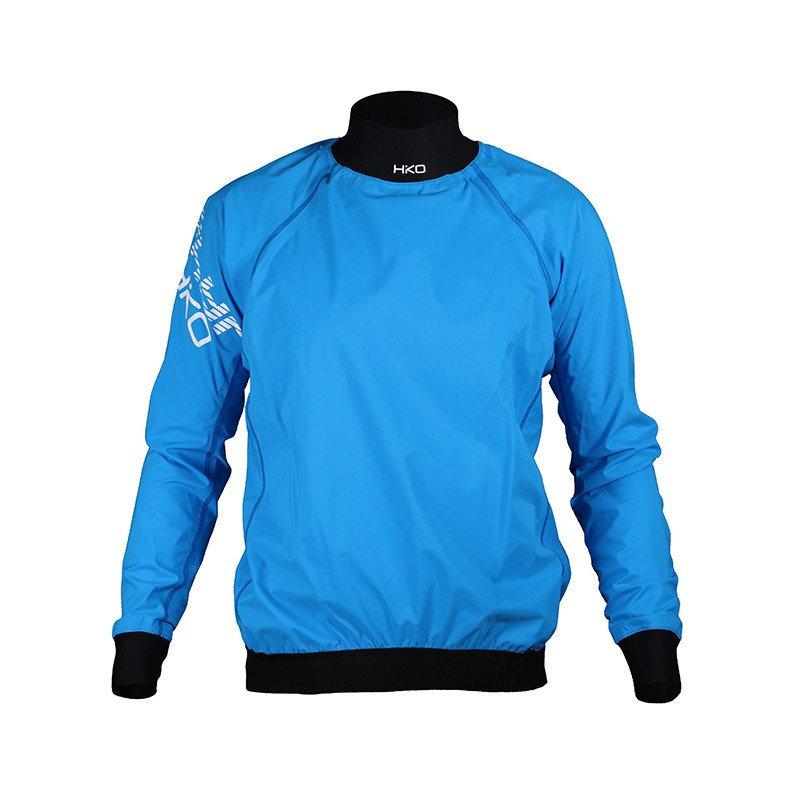 Modrá dámská vodácká bunda Hiko - velikost M