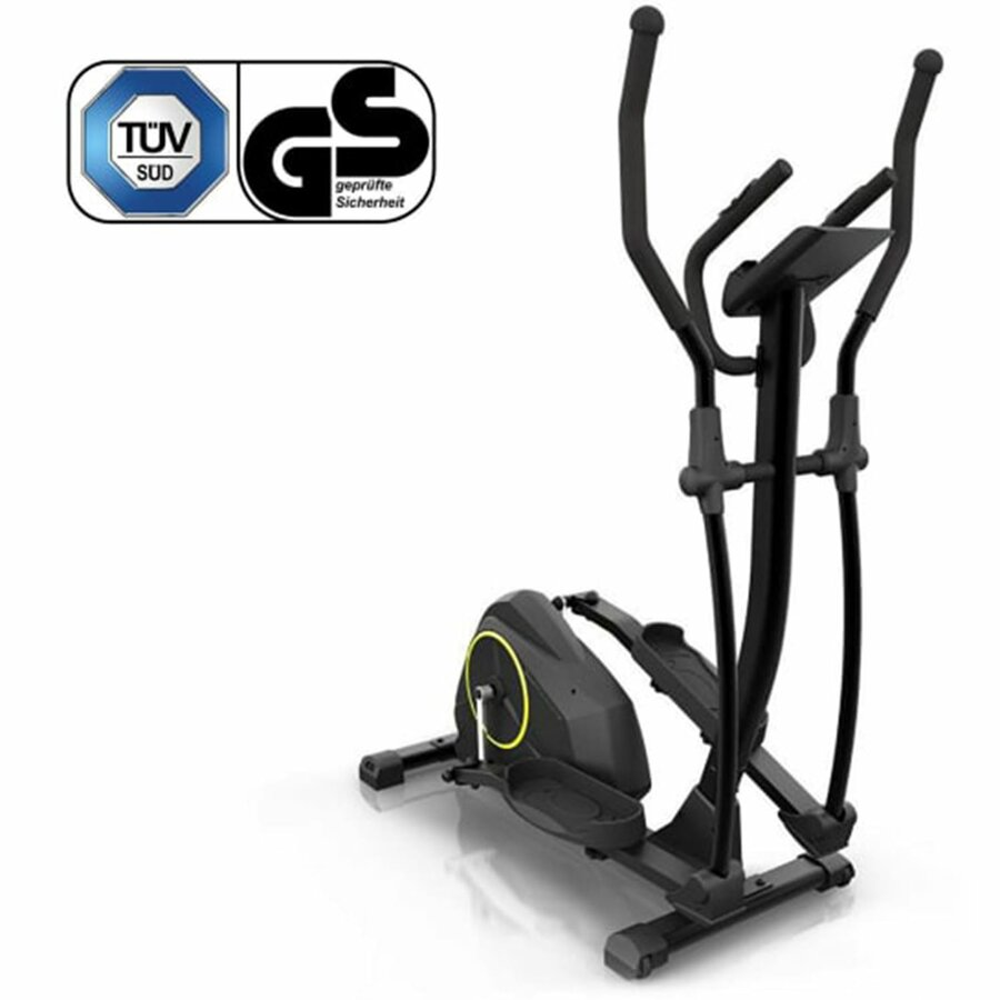 Magnetický cyklotrenažér Epsylon Cycle AS, Klarfit - nosnost 120 kg