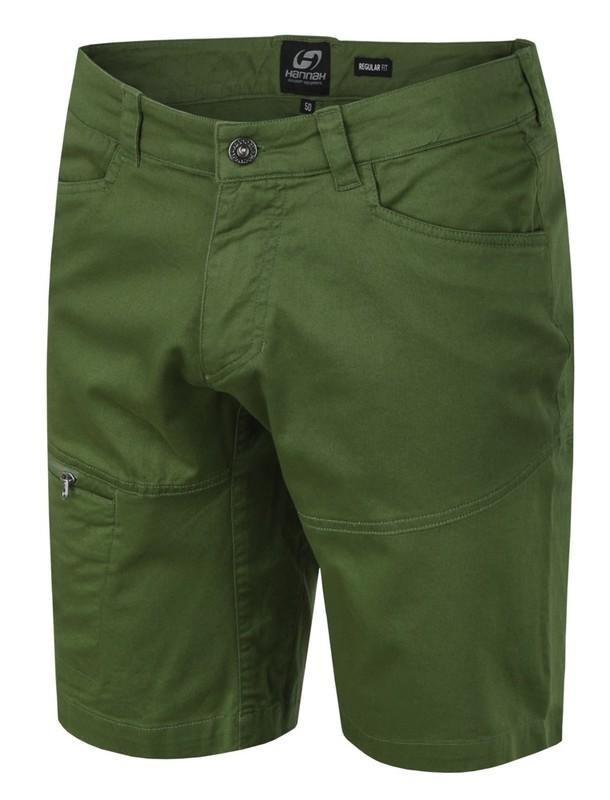 Zelené pánské kraťasy Hannah - velikost 48