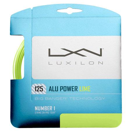 Tenisový výplet Alu Power, Luxilon - průměr 1,25 mm