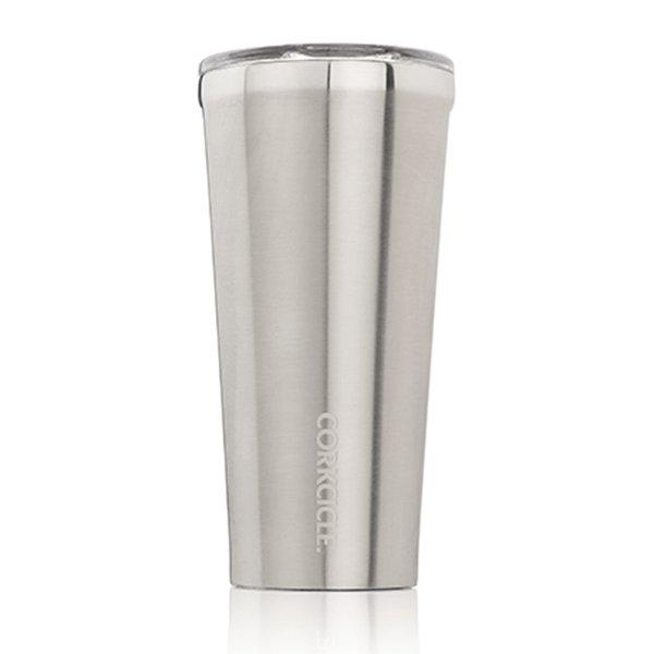 Stříbrná termoska Tumbler, CORKCICLE - objem 0,71 l