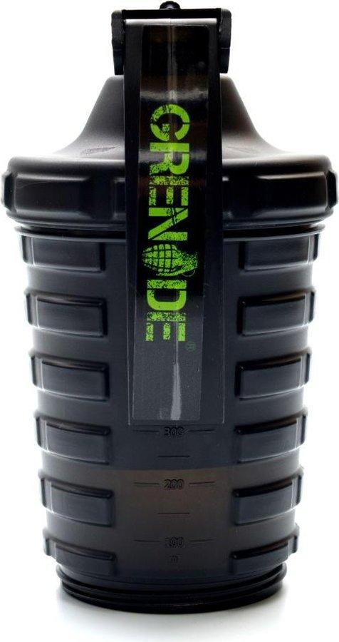 Černý shaker Grenade - objem 600 ml