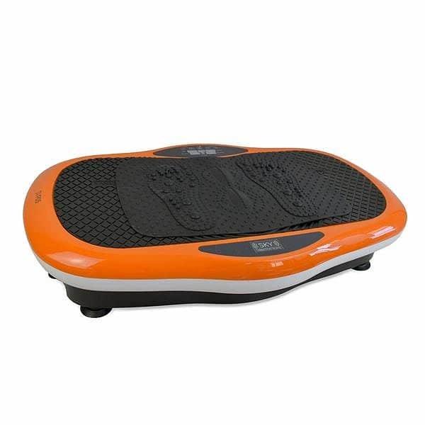 Vibrační plošina s gumovými expandéry SVP05, SKY - nosnost 150 kg