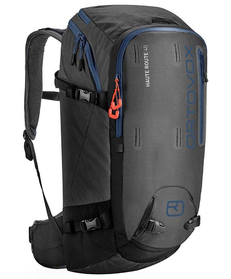 Černý skialpový batoh Ortovox - objem 40 l