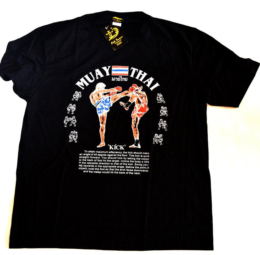 Černé pánské tričko s krátkým rukávem Everlast - velikost XL