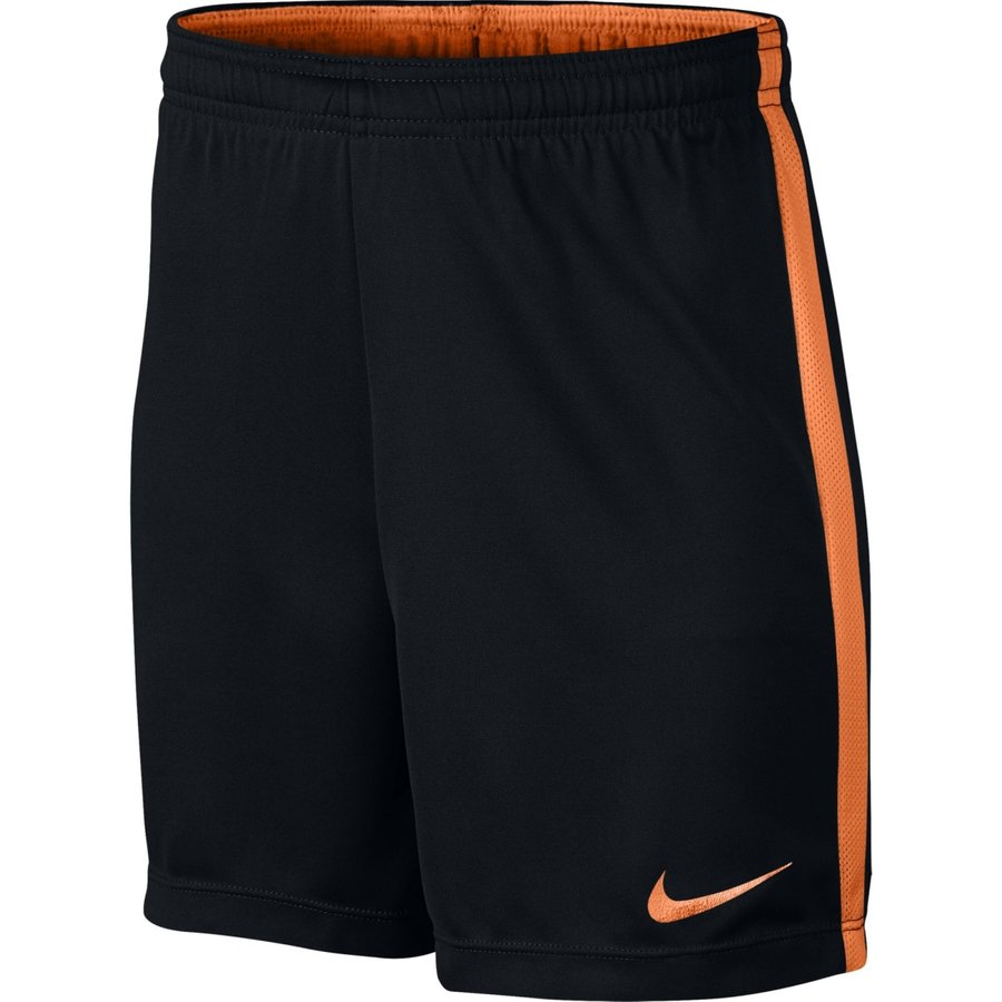 Černé dětské fotbalové kraťasy Dry Academy, Nike - velikost 134