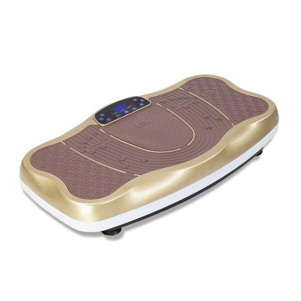 Vibrační plošina s gumovými expandéry UBS02, SKY - nosnost 150 kg
