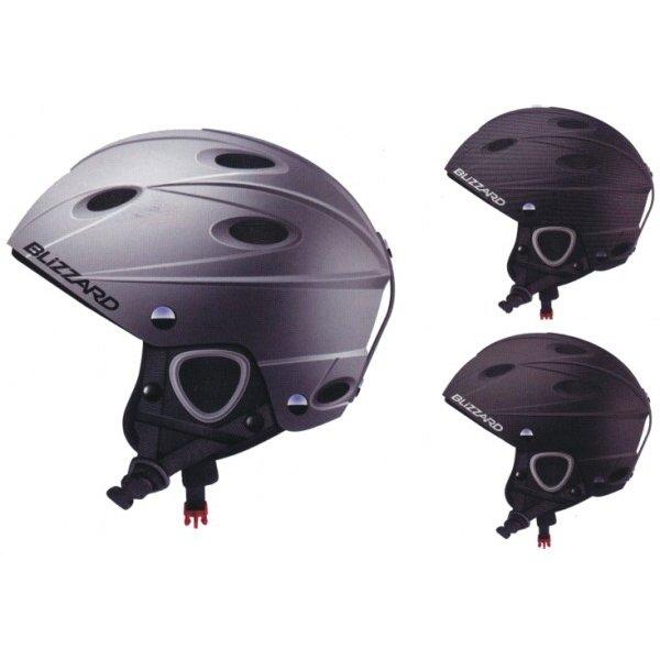 Černá lyžařská helma Cruiser, Blizzard - velikost 48-51 cm
