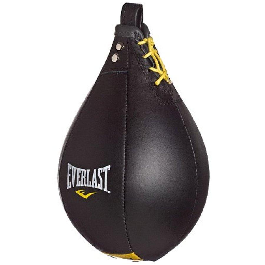 Černá závěsná boxovací hruška Everlast - 3 kg