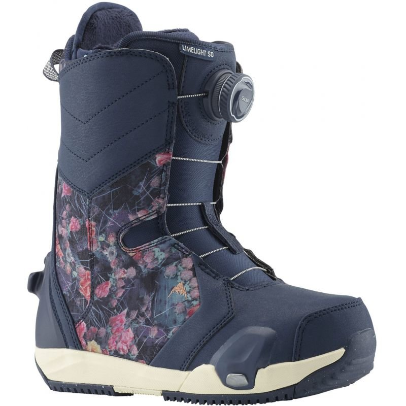 Modré dámské boty na snowboard Burton - velikost 40 EU