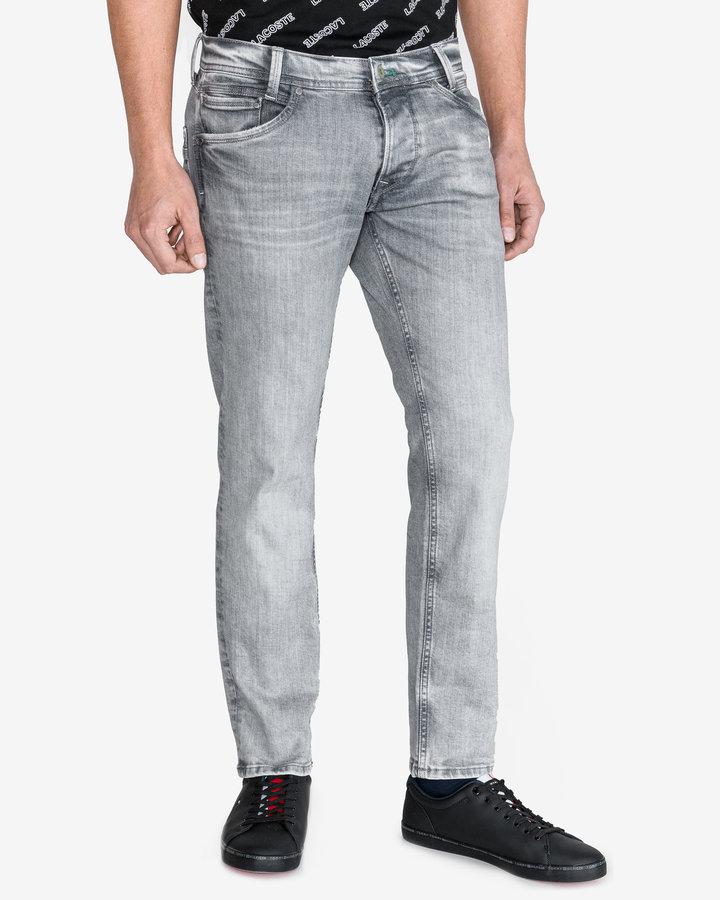 Šedé pánské džíny Pepe Jeans - velikost 31