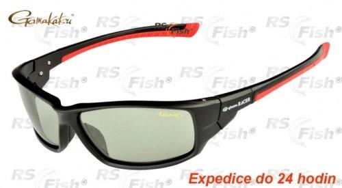 Polarizační brýle - Gamakatsu® Racer Light Green / Blue