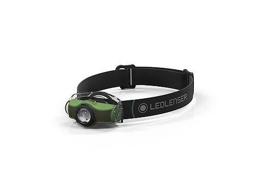Čelovka - LEDLENSER MH4 (zelená)