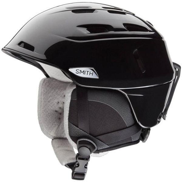 Černá dámská lyžařská helma Smith