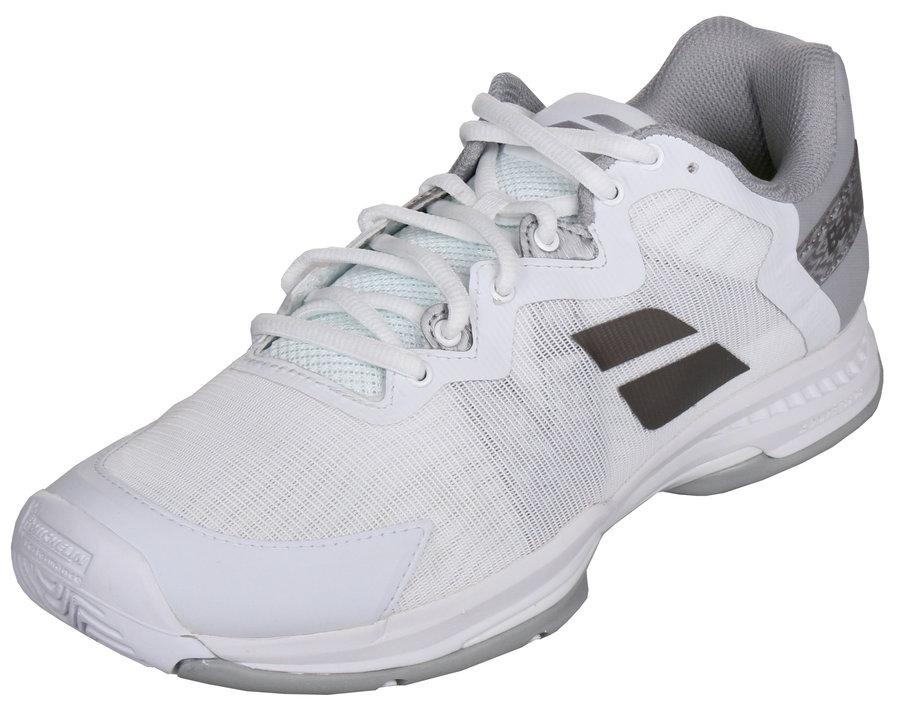 Bílá dámská tenisová obuv SFX3, Babolat - velikost 39 EU