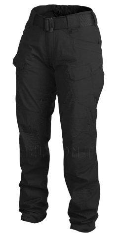 Kalhoty - Kalhoty dámské UTP® URBAN TACTICAL rip-stop ČERNÉ