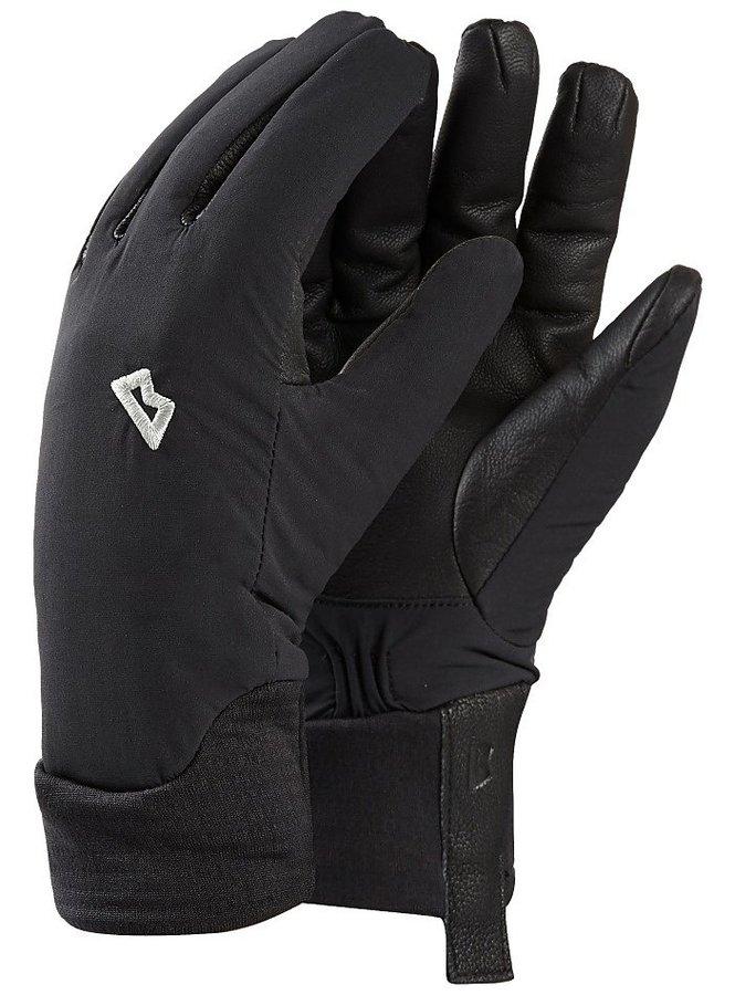 Černé dámské turistické rukavice Mountain Equipment