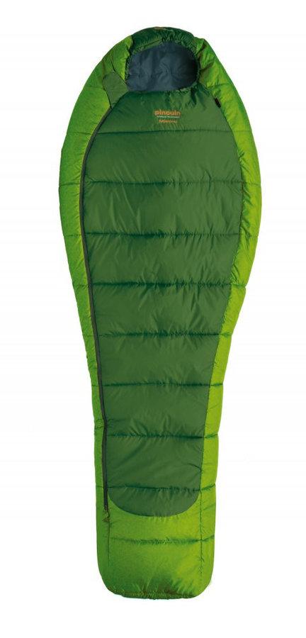 Zelený spací pytel Pinguin - délka 220 cm
