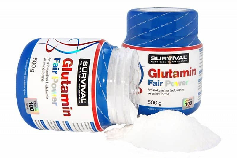 L-Glutamin - Survival Glutamin fair power 500 g 500g