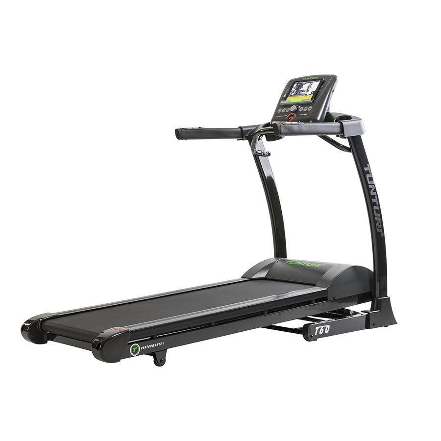 Běžecký pás T60 Treadmill Performance, Tunturi - nosnost 150 kg