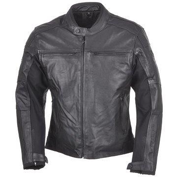 Černá pánská motorkářská bunda Ayrton - velikost S