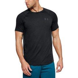 Černé pánské tričko s krátkým rukávem Under Armour - velikost M