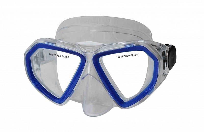 Potápěčská maska - Potápěčská maska CALTER KIDS 285P, modrá