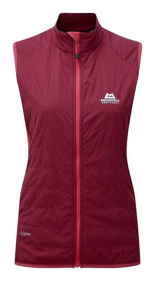 Červená dámská vesta Mountain Equipment
