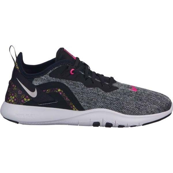 Modro-šedé dámské fitness boty Nike