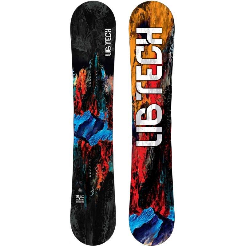 Snowboard bez vázání LIB Tech - délka 162 cm