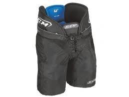 Černé hokejové kalhoty - senior CCM - velikost M
