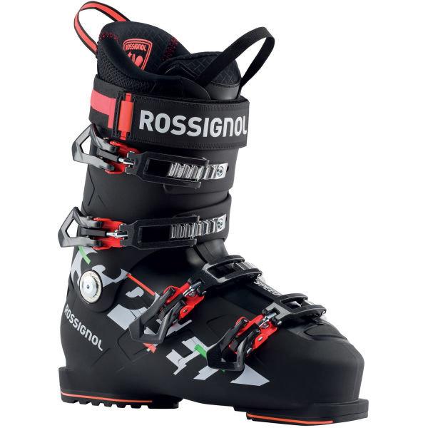 Černé pánské lyžařské boty Rossignol