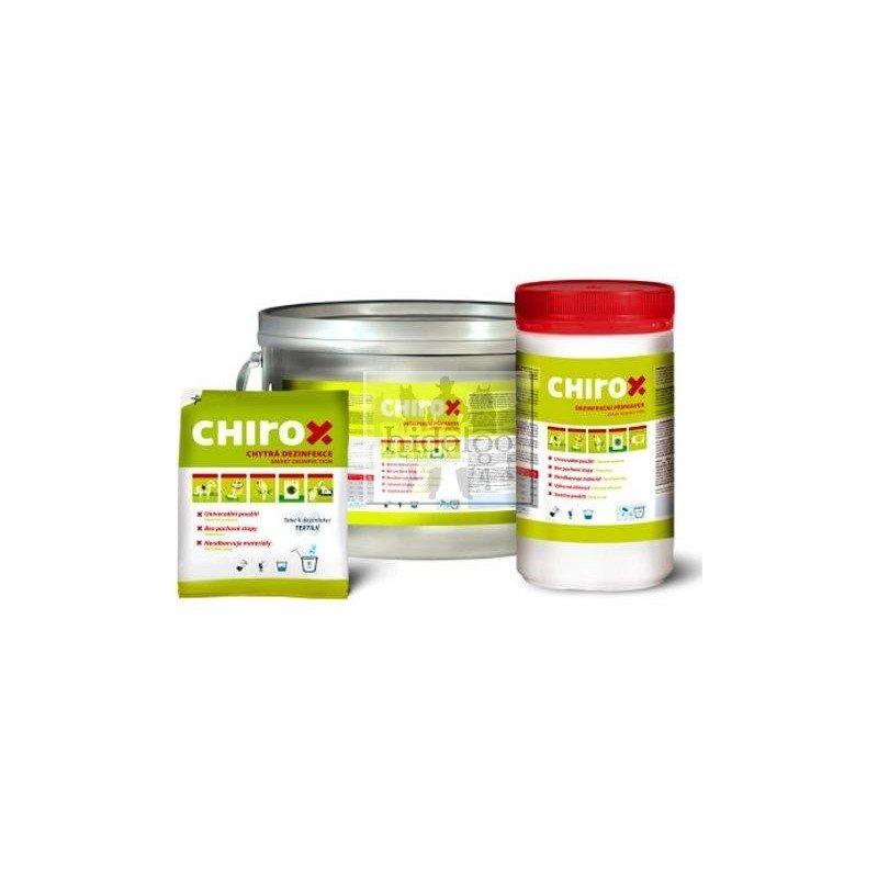 Dezinfekce - CHIROX chytrá dezinfekce 1kg