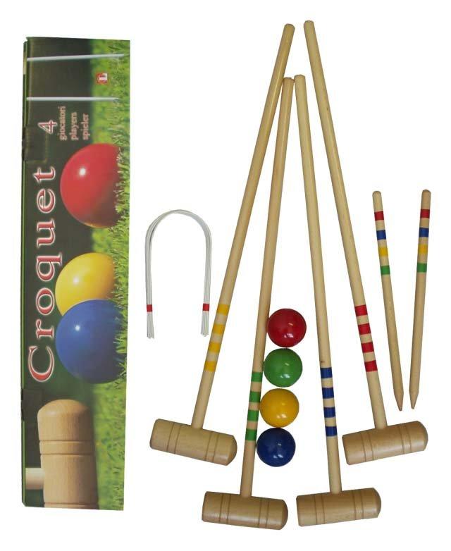 Kroket - Kroket pro 4 hráče Londero