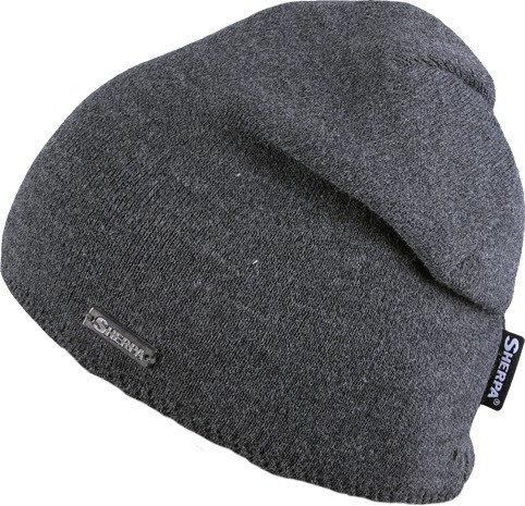 Šedá dámská zimní čepice Sherpa