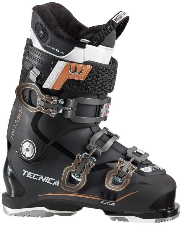 Dámské lyžařské boty Tecnica - velikost vnitřní stélky 27,5 cm