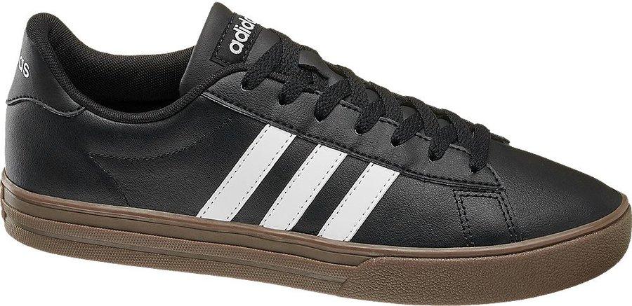 Černé pánské tenisky Adidas - velikost 41 1/3 EU